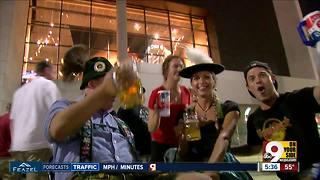 Oktoberfest Zinzinnati kicking off 41st year on Friday - Video