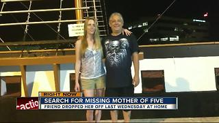 MISSING:Woman last seen being dropped off at 3am - Video