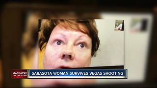 Bay Area Vegas survivor: 'We had a guardian angel watching over us' - Video