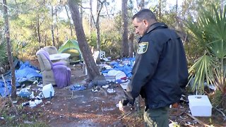 Martin County deputies, groups try to help homeless population