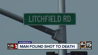 Man found shot and killed in Avondale - Video