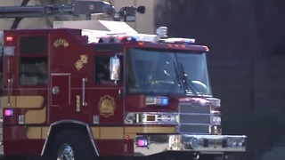 Fire officials investigate claims of unauthorized person inside fire station - Video