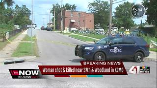 Woman shot and killed in home in KCMO - Video