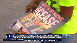Baltimore Ceasefire preparing for one year anniversary