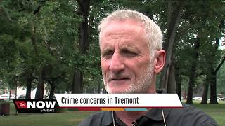 Rash of break-ins in Tremont neighborhood of Cleveland - Video