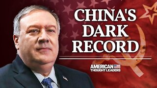 Exclusive: Sec. Mike Pompeo: China's Communist Party Is 'Inside the Gates' | American Thought Leaders