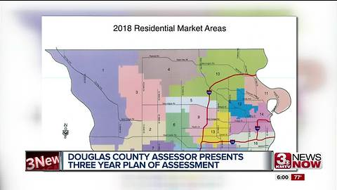 Douglas County Assessor presents three-year plan