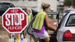 Food Pantries See Surge In Need Before Holiday