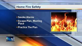 Having a plan for house fires could save your life - Video
