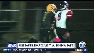 WNY High School Football Week 6 - Video