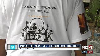 Parents of Murdered Children Lee County Chapter One Year Later