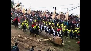 Log Riding Festival - Video