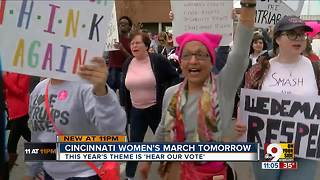 Fueled by #metoo, Women's March returns - Video