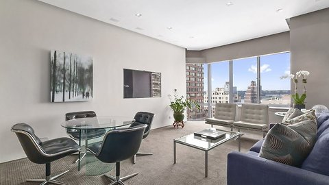 Celebrity doctor plush penthouse apartment goes up for sale at $1.8m