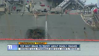 San Diego Congressman Duncan Hunter wants answers after deadly Navy crashes - Video