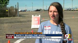 Program helps protect teen drivers
