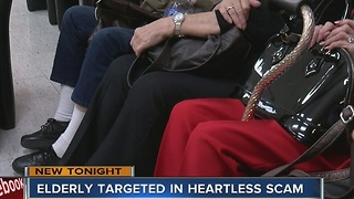Elderly women targeted in heartless scam on east side - Video
