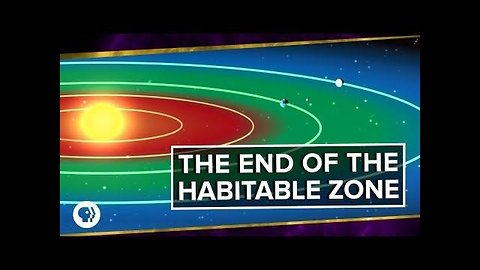 The End of the Habitable Zone