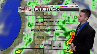 Dustin's Forecast 8-29 - Video