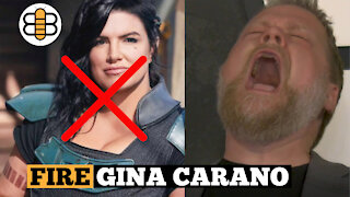 Breaking: GINA CARANO HAS A MIND OF HER OWN AND MUST BE STOPPED!!!