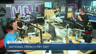 Mojo in the Morning: National French Fry day