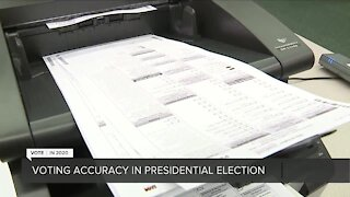 Metro Detroit counties undergo voting accuracy tests ahead of presidential election