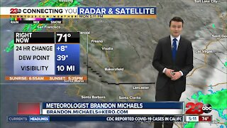 23ABC Evening weather update February 1, 2020