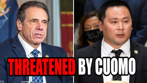 Andrew Cuomo THREATENS Democrat Assemblyman over Nursing Home Situation