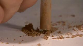 Teens snorting chocolate - Video