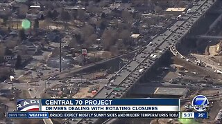 Central 70 project update