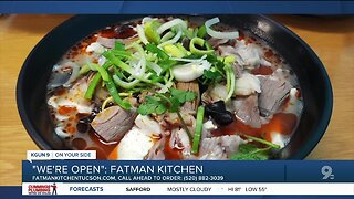 Fatman Kitchen serves up comfort food