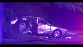 Deadly crash in strongsville, killing one teen and injuring several others - Video