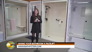 GIVING YOUR BATHROOM A FACELIFT