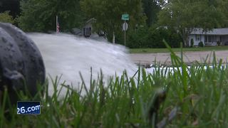 Flooding in Brown County