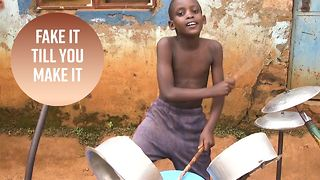 These kids will give you an imagination reality check - Video