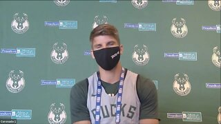 Milwaukee Bucks prepare for their first playoff game