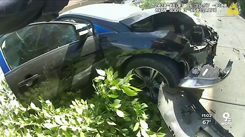 CPD releases body cam footage of deadly police pursuit