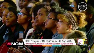 'Empower Me Tour' inspires black high schoolers - Video