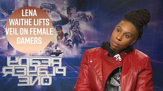 Lena Waithe talks sexism in gaming - Video