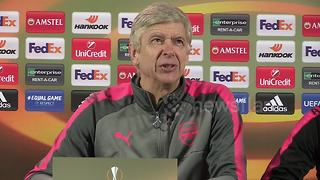 Arsene Wenger on Jack Wilshere going ice skating - Video