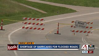 Mo. road closures leaving some areas without enough signs