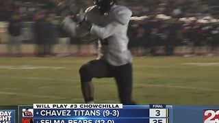 23FNL playoffs week 3 chavez v. selma - Video