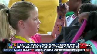 Free immunizations, backpacks, and haircuts for back-to-school