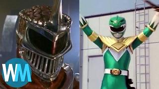 Top 10 Things We Want To See In A Power Rangers Movie - Video