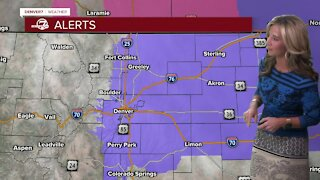 Winter Weather Advisory remains in effect