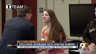 Will Shayna Hubers get married behind bars? - Video