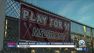 Stoneman Douglas Lacrosse tops Spanish River, 18-2 - Video