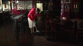 Businesses battling COVID-19 try not to strikeout after baseball season ends