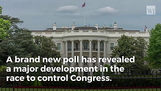 Shock Poll Shows Republicans In The Lead For 2018 Midterms As Trump Approval Rises