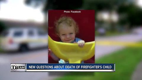 I-Team: Were drugs to blame when firefighter left son in hot truck for 8-hours, causing his death? | WFTS Investigative Report